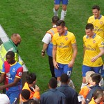 Crystal Palace V Arsenal 2013