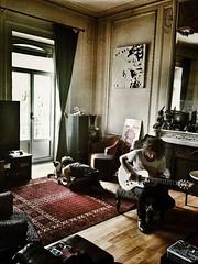 Joe Reggy Guitariste - Magazine cover