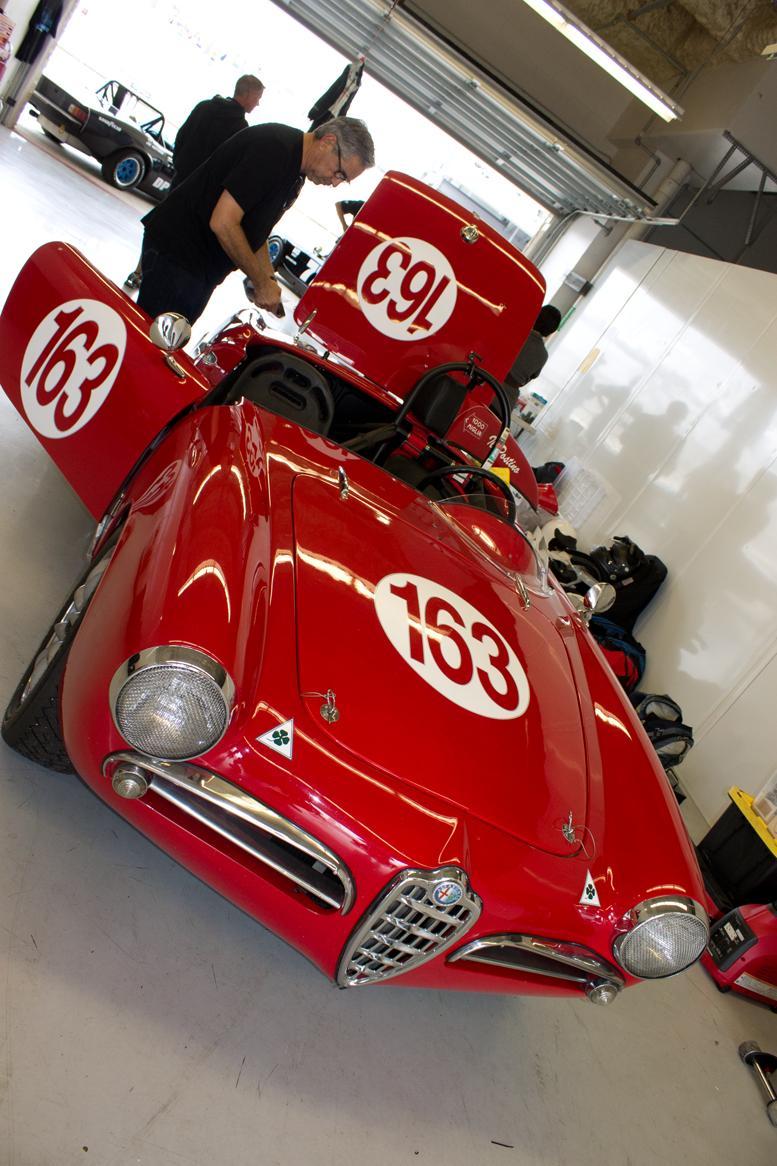 1956 Alfa Romeo Giuletta Spider3