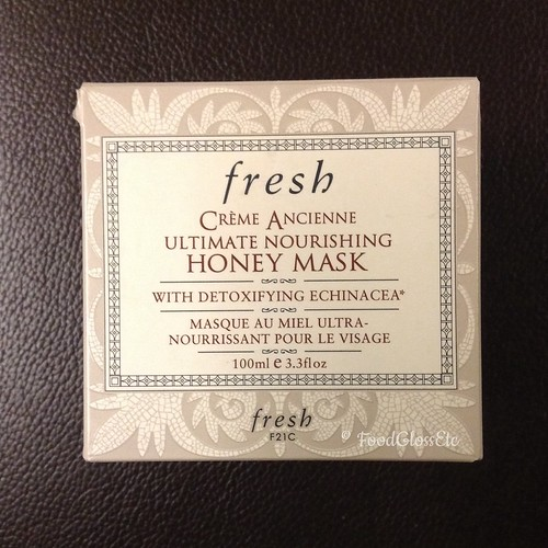 fresh Creme Ancienne Honey Mask