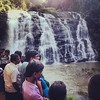 What do I look at??! #abbey falls #coorg