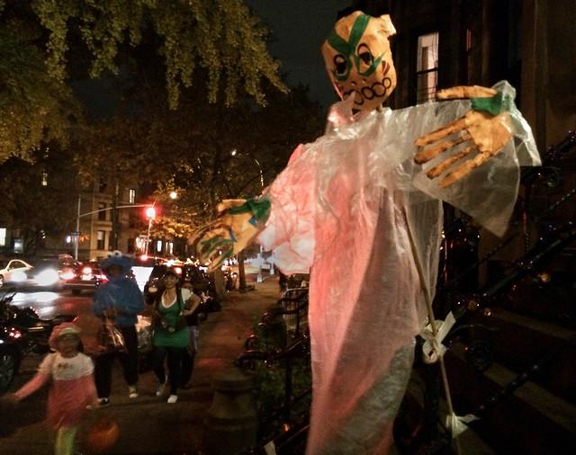 Halloween 2, Park Slope