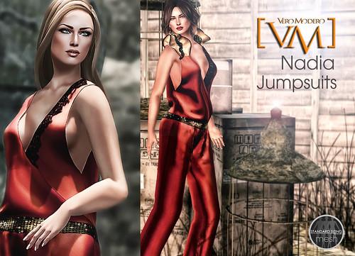 [VM] VERO MODERO Nadia Jumpsuits 2