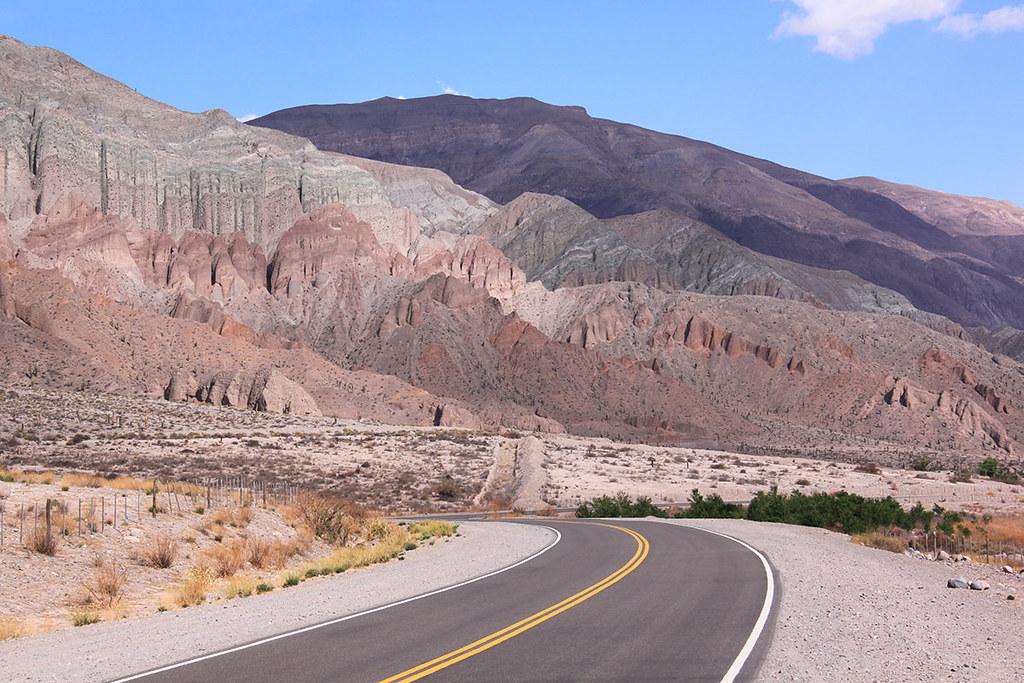 Argentina - Quebrada del Toro (Salta - San Antonio de los Cobres)