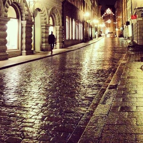 Gamla Stan - turistmagnet /Old town, Stockholm