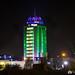 Small photo of Cannock at night - Ramada Hotel