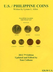 US Philippine Coins 2012