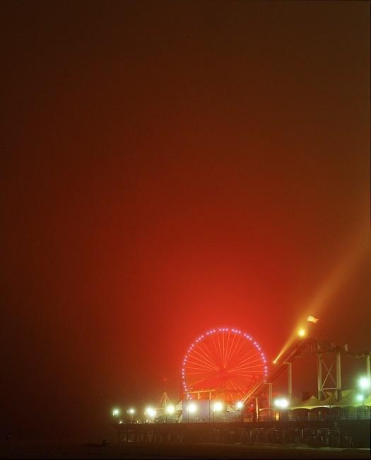 Amanda Friedman, Santa Monica Pier