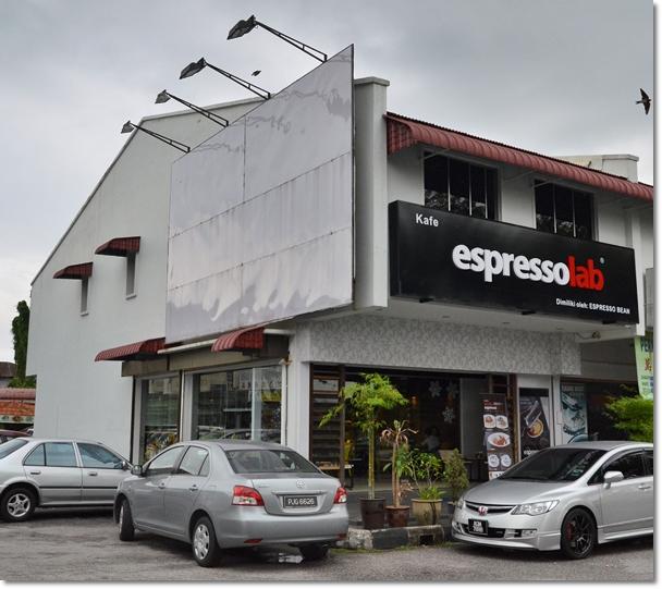 Espressolab Cafe Ipoh Garden