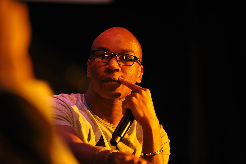 Evry Daily Photo - Ask Em x Harold x Malone - Concert Litteraire aux Arenes de l'Agora Evry 09