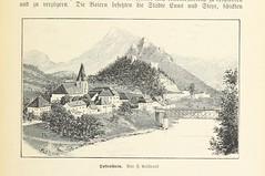 """British Library digitised image from page 511 of """"Heiṃatkunde von Steyr, etc"""""""