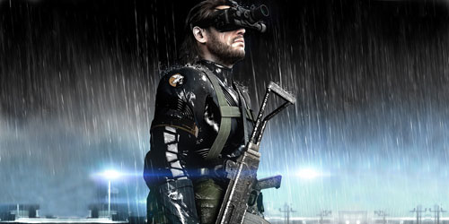Sony Pictures is working on Metal Gear Solid Movie