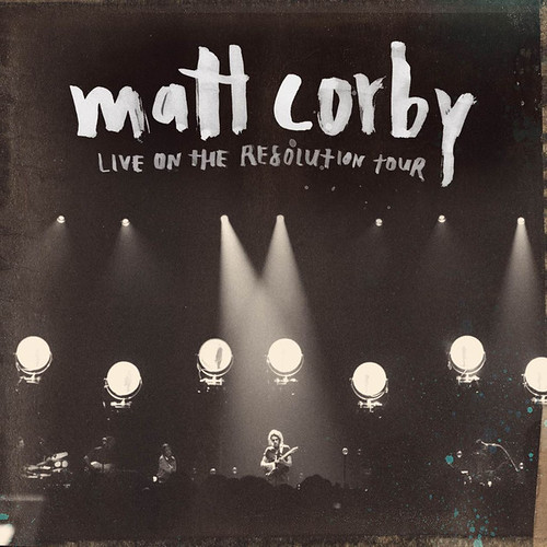Matt Corby - Live On The Resolution Tour