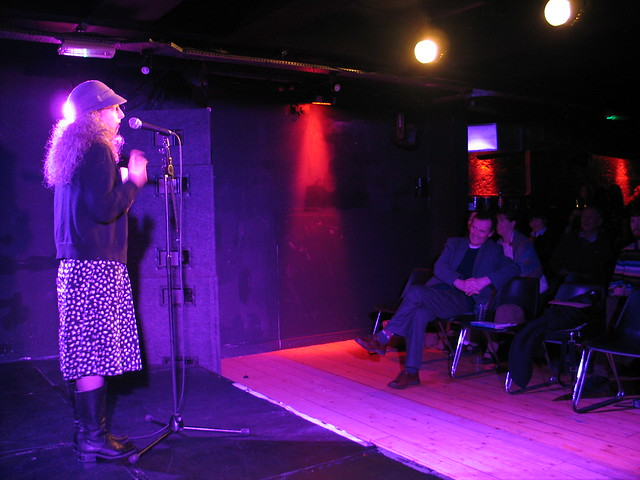 The Book Week Scotland/Inky Fingers Dead Poet Slam: host with the most, Dorothy Parker!