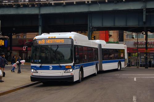 MTA Regional Bus 2012 New Flyer Industries XD60 4718 On Th… | Flickr