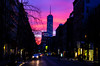 Twilight in Greenwich Village by Valentinian