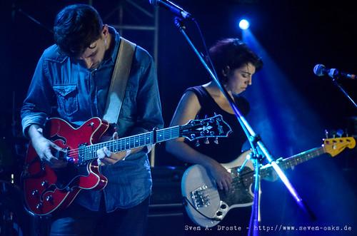 David Pfeffer & Eva Marxen / David Pfeffer & Band (SAD_20131204_NKN3023)