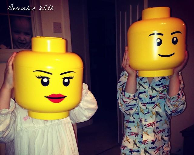 Lego-tastic Christmas