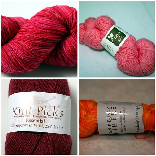 Yarn options for Jan 14 SKA