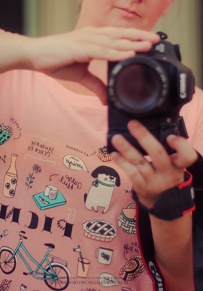 Mi cámara y yo