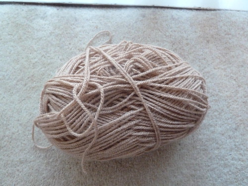 Brown Yarn