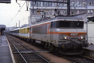 31.07.85  Paris-Gare-de-Lyon  BB 7303