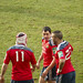 Johne Murphy, Felix Jones, Simon Zebo