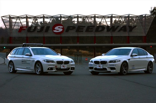 [FSW Official Car]BMW both ©FSW