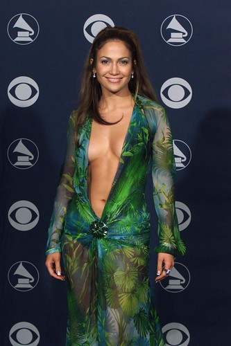Jennifer Lopez 2010 Grammy Award