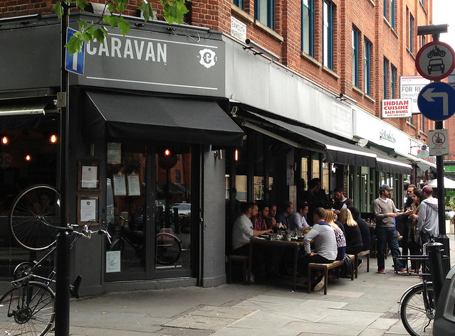 Caravan, London