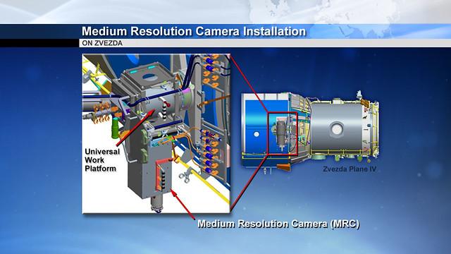 04 - Medium Resolution Camera Installation