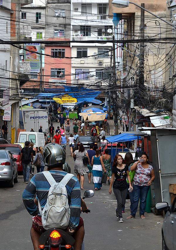 Calles de Rocinha