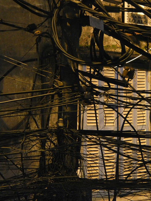 Electrical Wiring in Hanoi