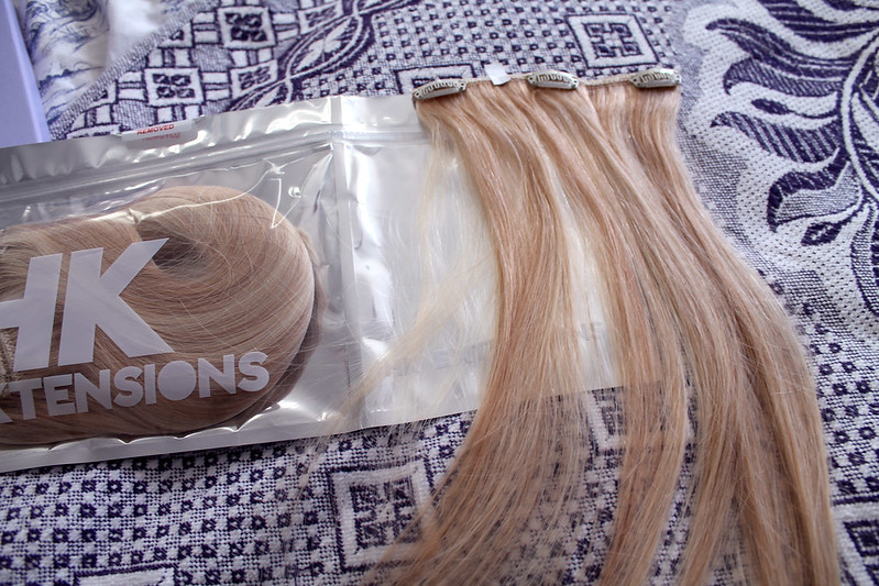 Dirty Looks hair extensions