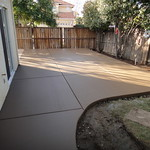 New Patio In Vacaville