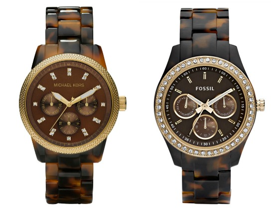 HI Sugarplum | fossil vs michael kors watches