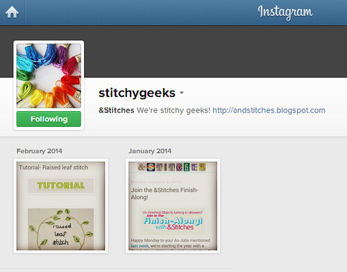 &Stitches on Instagram: @stitchygeeks