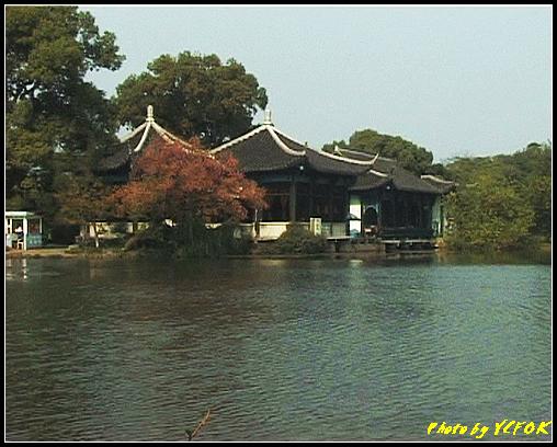 杭州 西湖 (其他景點) - 450 (西湖小瀛洲 上的亭台樓閣)