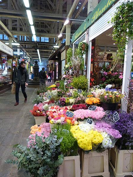 fleurs d'aligre