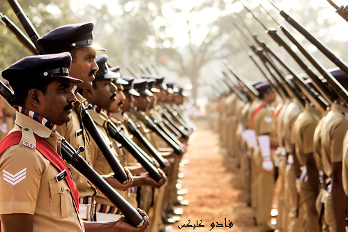 Kerala Police Officers