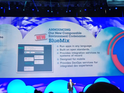IBM BlueMix Beta Pulse Conference