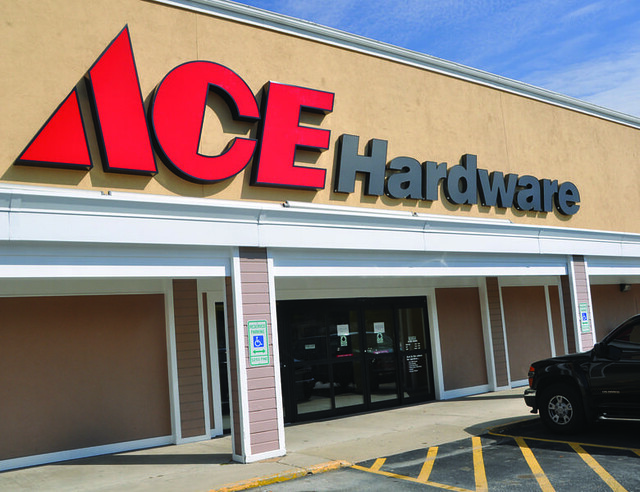 Ace_Hardware_store_front from Flickr via Wylio