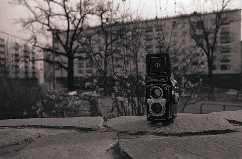 old Agfa APX push 21