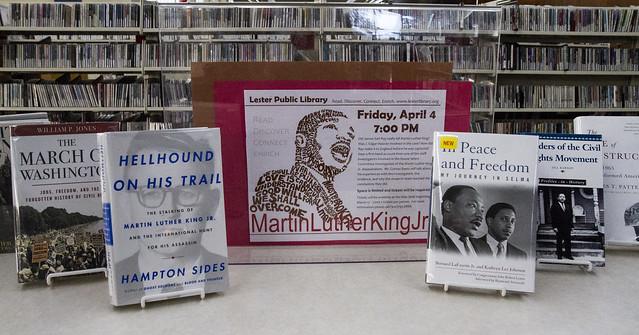 MLK Display