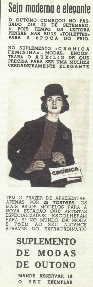 Crónica Feminina Culinária, Nº 18 - 16a