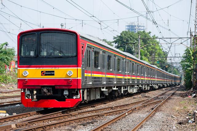 KCJ Seri205 205-122F(川14編成)