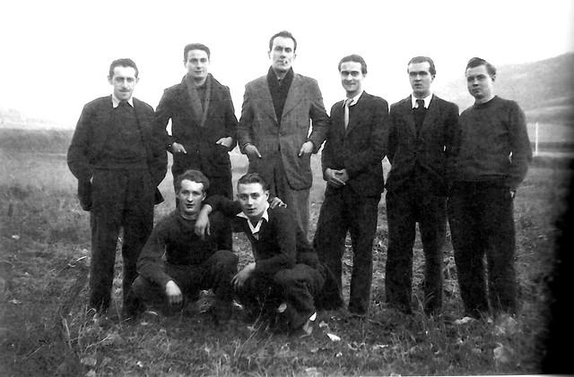 René Char et ses maquisards en 1943