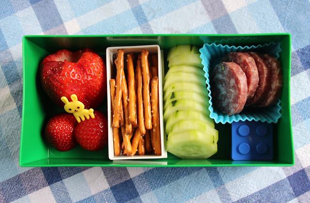 Preschool Bento #620