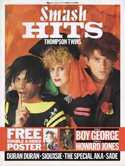 Smash Hits, April 12, 1984
