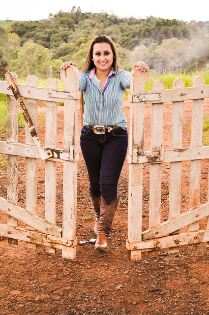 A Collection of Women in Cowboy Boots   Flickr - Photo